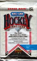 1991-1992 Upper Deck Hockey Cards Pack