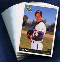 1991 Boise Hawks Classic Best Minor League Baseball Card Team Set