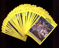1991 Fleer Pittsburgh Pirates Baseball Cards Team Set