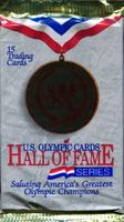 1991 Impel U.S. Olympic Hall of Fame Card Pack