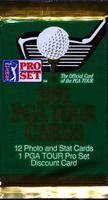1991 Pro Set Golf Cards Pack