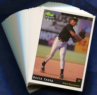 1991 Salem Buccaneers Classic Best Minor League Baseball Card Team Set