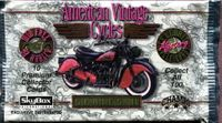 1992-93 American Vintage Cycles Series 2 Non-Sports Card Pack