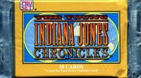 1992 Pro Set Young Indiana Jones Chronicles Non-Sports Cards Pack