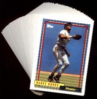 1992 Topps Pittsburgh Pirates Baseball Card Team Set