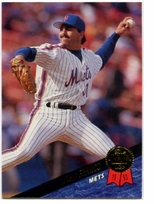 1993 Leaf New York Mets Baseball Card Team Set