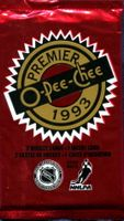 1993 OPC Premier Hockey Cards Pack