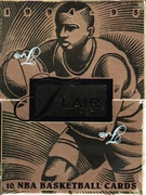 1994-95 Flair Series 1 NBA Basketball Card Pack