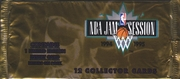 1994-95 Fleer NBA Jam Session Basketball Card Pack