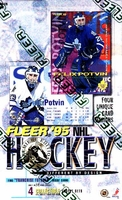 1994-95 Fleer NHL Hockey Card Box
