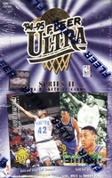 1994-95 Fleer Ultra Series 2 NBA Basketball Card Box
