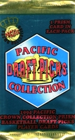 1994 Pacific Prism Draft Pick Basketball Card Pack
