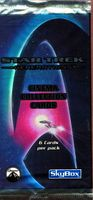 1994 Star Trek Generations Cinema Collection Non-Sports Card Pack