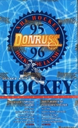 1995-96 Donruss Series 1 Hockey Card Box