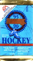 1995-96 Donruss Series 1 Hockey Cards Pack
