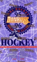 1995-96 Donruss Series 2 NHL Hockey Card Box