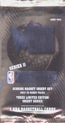 1995-96 Fleer Metal Series 2 NBA Basketball Pack