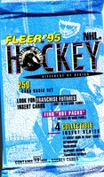 1995-96 Fleer NHL Hockey Cards Pack