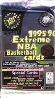 1995-96 Topps Stadium Club Series 1 NBA Basketball Card Pack