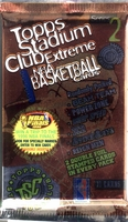 1995-96 Topps Stadium Club Series 2 NBA Basketball Card Pack