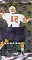 1996 Fleer Metal Football Card Pack