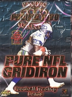 1996 Pacific Pure NFL Gridiron Football Card Box