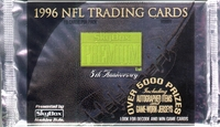 1996 SkyBox Premium NFL Football Card Pack