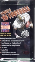 1996 Topps Stadium Club Series 1 NFL Football Card Hobby Pack