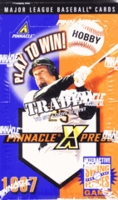 1997 Pinnacle X-Press Baseball Card Box