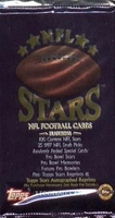 1997 Topps Stars NFL Football Cards Pack