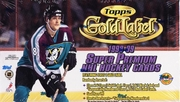 1998-99 Topps Gold Label Hockey Cards Hobby Box
