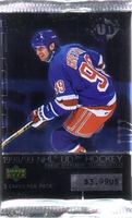 1998-99 Upper Deck UD3 Hockey Pack