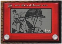 1998 Topps Etch-A-Sketch Albert Belle Baseball Card