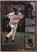 1998 Topps Focal Points Barry Bonds Baseball Card