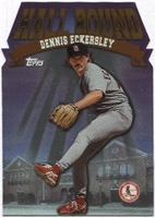 1998 Topps HallBound Dennis Eckersley Baseball Card