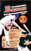1999 Bowman Series 1 Baseball Cards Hobby Box