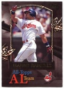 2000 Topps Limited All-Topps Manny Ramirez Baseball Card