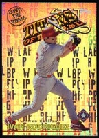 2000 Topps Limited Own the Game Ivan Rodriguez Baseball Card