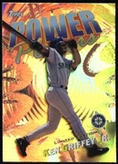 2000 Topps Limited Power Players Ken Griffey Jr. Baseball Card