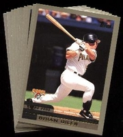 2000 Topps Pittsburgh Pirates Baseball Card Team Set