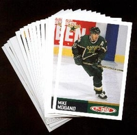 2002-2003 Topps Total NHL Dallas Stars Hockey Card Team Set