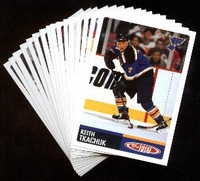 2002-2003 Topps Total NHL St. Louis Blues Hockey Card Team Set