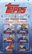 2003-04 Topps Traded and Rookies NHL Hockey Cards