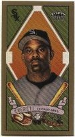 2003 Topps 205 Mini Drum Back Carl Everett Baseball Card