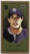2003 Topps 205 Mini Sovereign Green Back Brian Giles Baseball Card