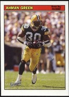 2005 Bazooka Ahman Green NFL Football Card