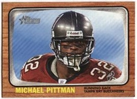 2005 Topps Heritage Michael Pittman NFL Football Card