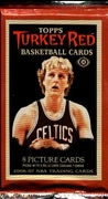 2006-07 Topps Turkey Red NBA Basketball Cards Pack