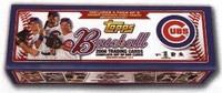 2006 Topps Baseball Cards Chicago Cubs Team Edition Factory Set
