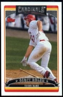 2006 Topps Factory Set Team Bonus Scott Rolen Baseball Card